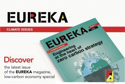 La economía de bajo carbono, protagonista de EUREKA