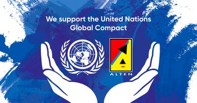 ALTEN y Naciones Unidas, 10 años de compromiso con el desarrollo sostenible