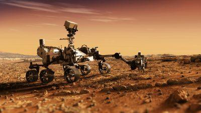 ALTEN contribuye al Programa de Exploración MARS de la NASA
